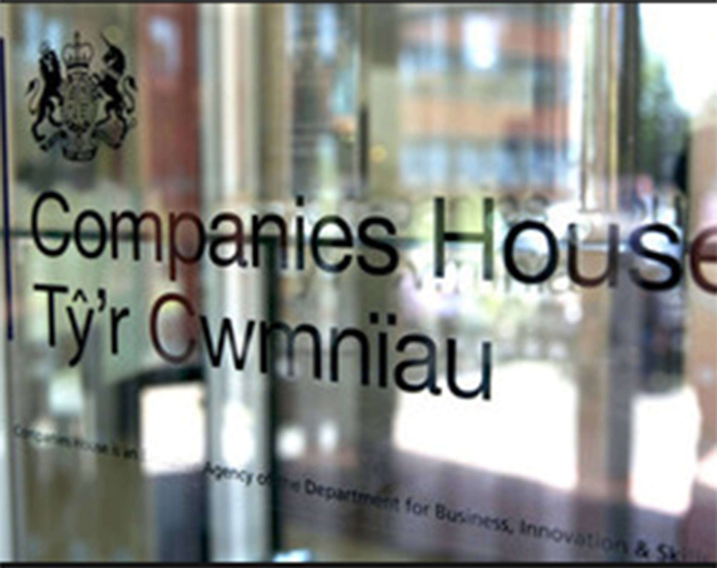 Accounted For Companies House services