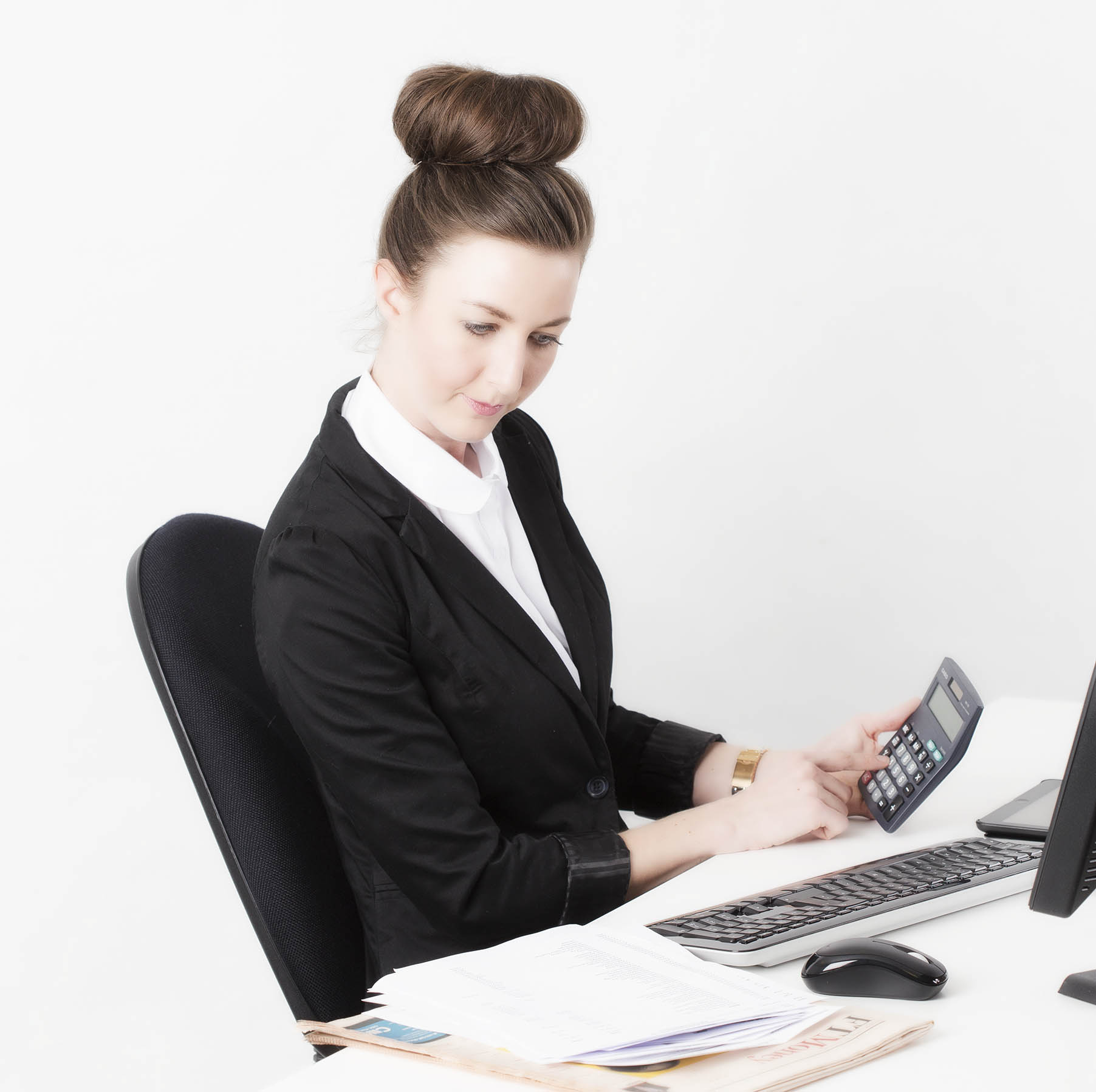Accounted For providing a complete Accountancy service